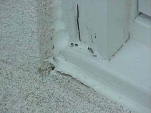 Atlanta stucco window leak problems
