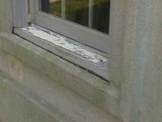 stucco window leaks in Atlanta